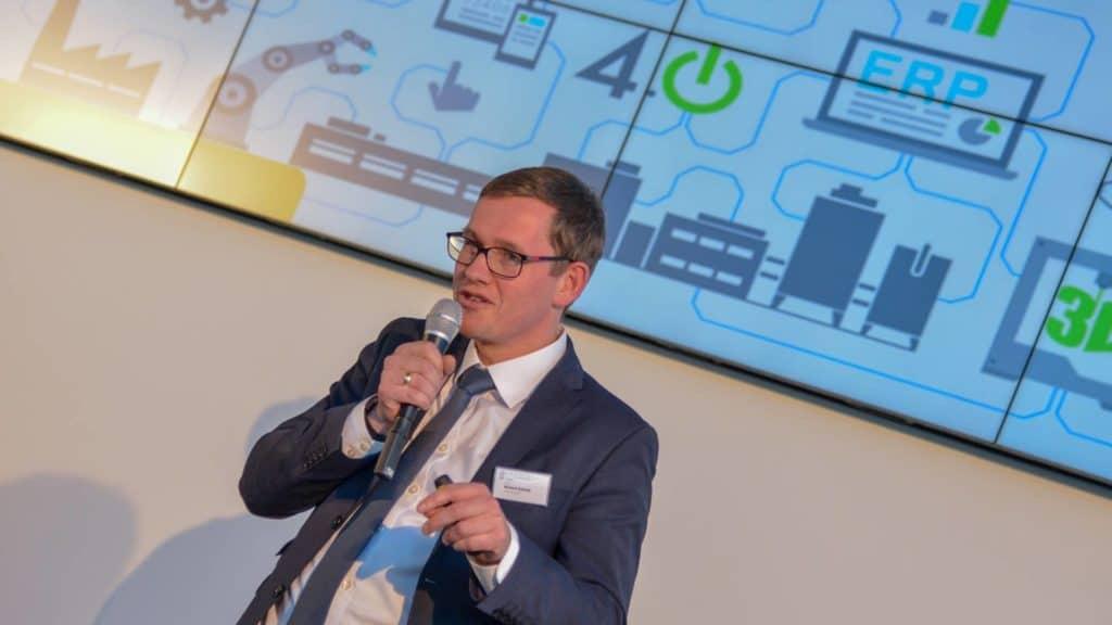 Wir sind weiterhin dabei: Dr. Michael Schnick, Geschäftsführer der Oscar PLT GmbH