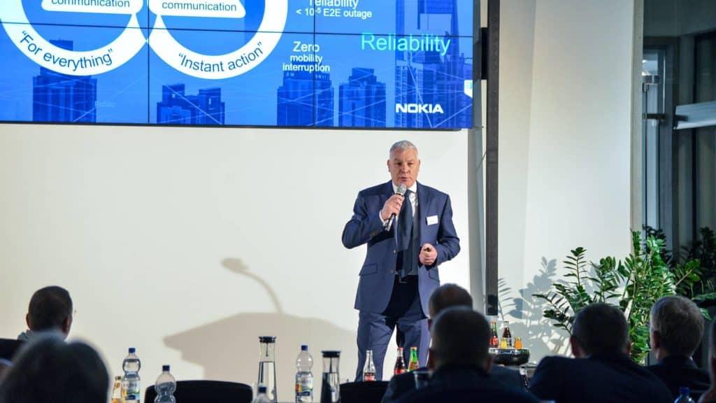 Partner für die Digitalisierung: Nokia