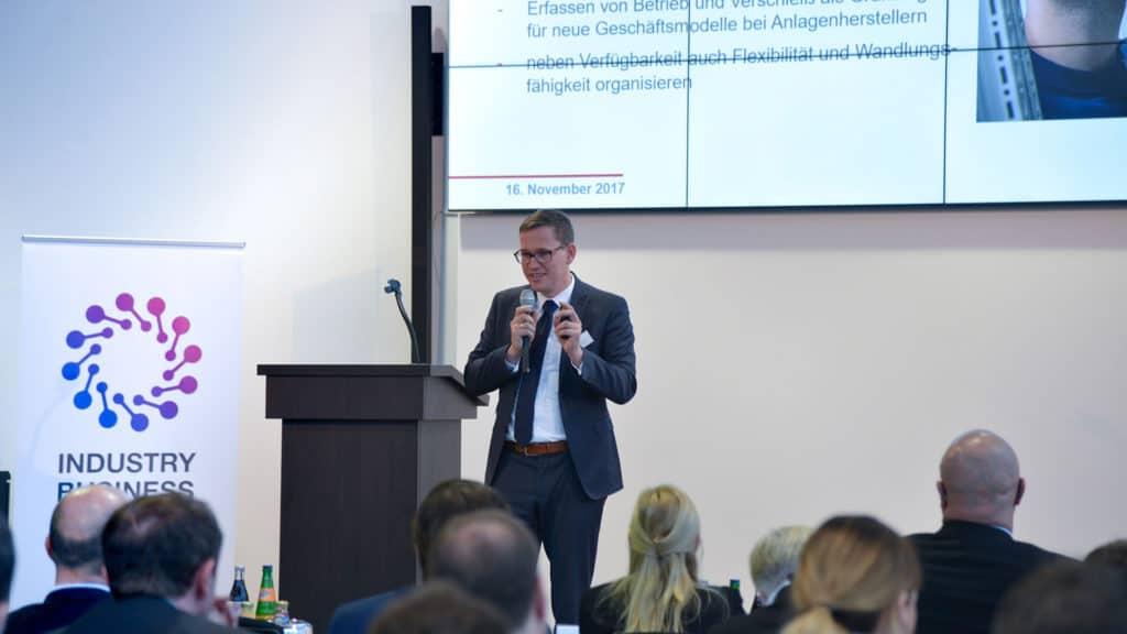 Dr.-Ing. Michael Schnick (OSCAR PLT GmbH)